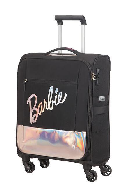 Modern Glow Barbie Trolley mit 4 Rollen 55cm