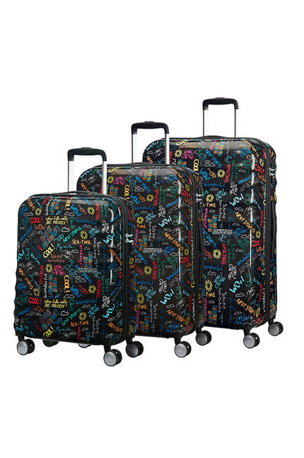 Wavebreaker Luggage set
