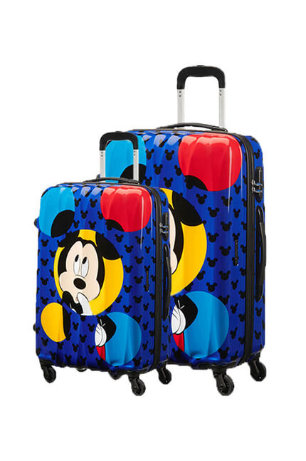 Hypertwist 2 PC SET A DISNEY  Mickey Rocks The Dots