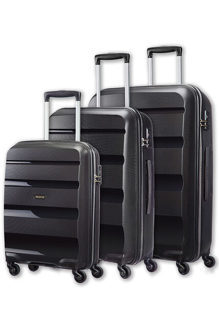 Bon Air 3 PC Set A Schwarz