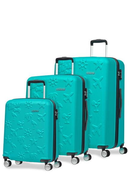 Good Vibes Luggage set