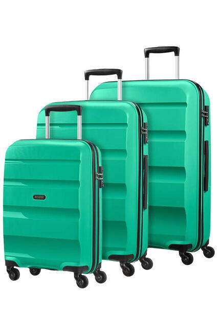 Bon Air 3 PC Set A  Emerald Green