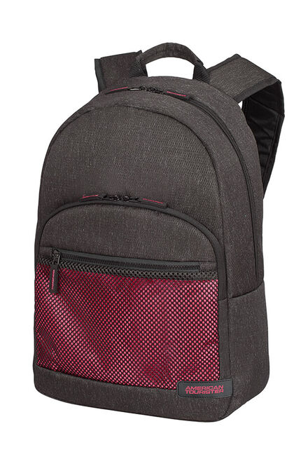 Sporty Mesh Laptop Backpack
