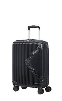 buy online aaab3 f8306 American Tourister Modern Dream Spinner TSA 55cm Meteordust